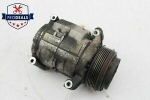 2009 2012 Chevrolet Traverse Ac A c Compressor Air Conditioning 20844676 Oem
