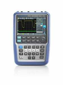 Rohde And Schwarz Rth1004 Scope Rider 4 Channel 60 Mhz Handheld Oscilloscope