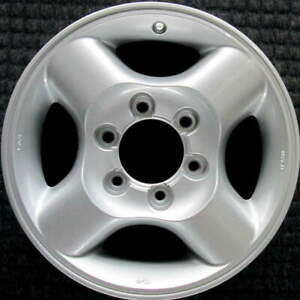 Nissan Frontier Painted 16 Inch Oem Wheel 2000 To 2004