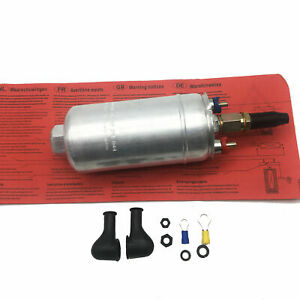 Fit For Bosch 044 300lph External Inline Fuel Pump Replaces 0580254044 Universal
