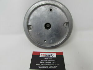 New Meyer Snow Plow E60 E60h Pump Motor Cover Plate 15892 W Seals