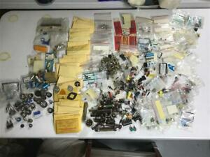 Huge Lot 7 Pounds Mixed Electronic Components New Diodes Resistors More