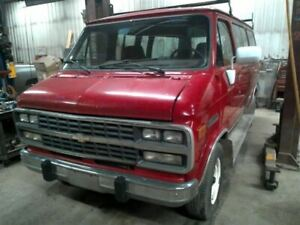 Motor Engine 8 350 5 7l Gasoline Vin K 8th Digit Fits 87 96 Chevrolet 30 Van 390