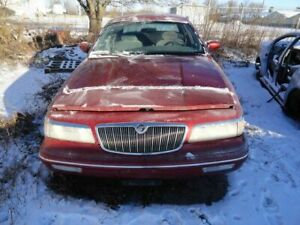 Driver Left Headlight Fits 95 97 Grand Marquis 351031