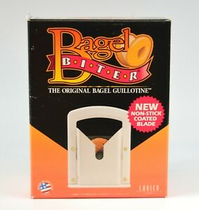 Laurien Products Bagel Biter The Original Bagel Guillotine Made In U s a