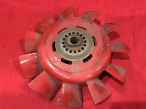 Used Porsche 930 Turbo 911 11 Blade Engine Cooling Fan German Genuine