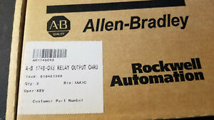 New Sealed Allen Bradley 1746 ox8 a Slc 500 8 pt Digital Output Module