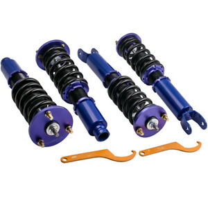 Coilovers Suspension Shock Struct Kits Fit Honda Accord 2008 2012