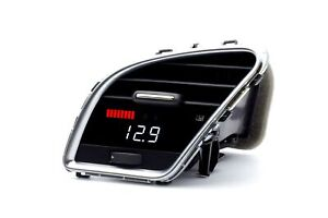 P3 Gauges Boost Gauge In Dash Display W Vent For Audi B8 A4 S4 Rs4 A5 S5 Rs5