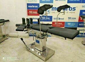 General Surgery Ot Table Semi electric Operating Surgical Table