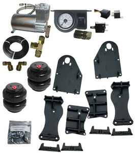 Airbag Tow Load Assist Kit Ford F150 2015 2019 2wd 4wd With Air Management
