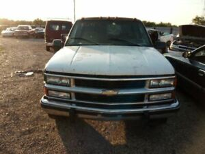 Manual Transmission 2wd Gasoline Fits 91 95 Chevrolet 2500 Pickup 287299