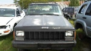 Automatic Transmission 4 Cylinder 2wd Fits 94 95 Cherokee 215904