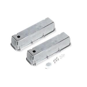 Mr Gasket 6873g Aluminum Tall Valve Covers 429 460 Ford