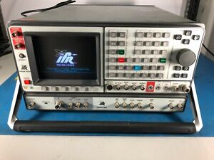 Ifr Fm am 1600s Service Monitor Opt 02 17 W 1600csa Adapter parts repair