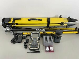 Trimble Robotic Package For S Series Total Stations Tsc3 Survey Pre owned