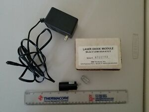 Imatronic Ldl175 670 1 Laser Diode Module Power Supply