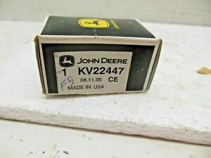 Nos Oem John Deere Skid steer Loader Models Wheel Bolt Kv22447