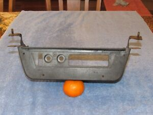 Original Oldsmobile 8 Track Tape Player Case 1969 1972 Cutlass 442 Hurst Olds