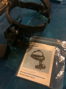 Free Shipping Binocular Indirect Ophthalmoscope Great Condition