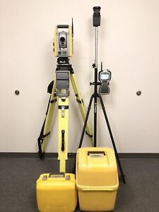 Trimble S6 Robotic Total Station 5 Sec Dr 300 Tsc 3 W Access Mt1000 Set Sps