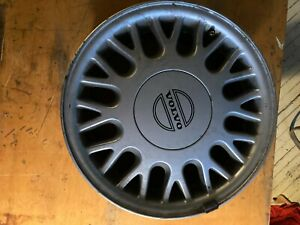Volvo Oem 15x6 5 Argo Rim Wheel 91340539 Fits 850 94 97 V70 S70 98 0 2of2