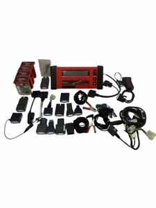 Snap On Tools Mt2500 Scanner W Cables Cartridges Adapters Etc Accessories