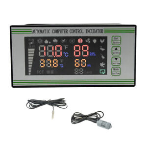 Xm 18s Egg Incubator Controller Hygrostat Thermostat Full Automatic Control