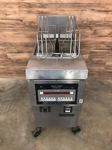 Henny Penny Ofe 321 Single 1 well Fryer Electric 208 V Phase 3