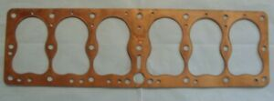 1928 29 Willys Whippet Model 98 98a Copper Head Gasket Nos Victor 712