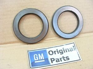 Gm 93 02 Camaro 10 Bolt 7 5 7 625 Rear Axle Differential Side Spacers Washers