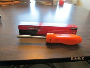 Snap On Tools New Orange Ratcheting Magnetic Screwdriver Ssdmr4bo