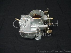 Land Rover Series Ii iia iii 2 25 Zenith type Replacement Carburetor Erc2886