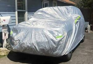 Full Suv Car Cover Waterproof Uv Dust Resistant For Jeep Grand Cherokee Limited