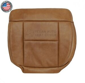 2005 Ford F150 King Ranch 2wd Driver Side Bottom Leather Replacement Seat Cover