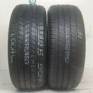 No Shipping Only Local Pick Up 2 Tires 225 50 17 Michelin Energy Saver A s