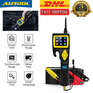 Autool Bt280 Vehicle Battery Circuit Battery Tester Electrical System Analyzer