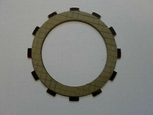 Mustang 1700 Steering Friction Disc Set Of 6