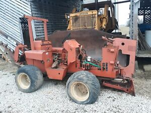 Ditch Witch R40 Lots Of Good Used Parts Just Let Me Know What You Need
