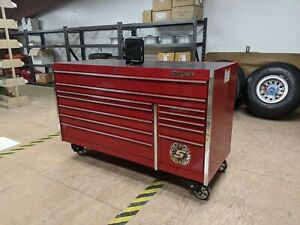 Snap On Tool Chest Krl1032 Candy Apple Red