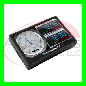 Sct Livewire Ts Tuner Programmer 5015p For Ford Powerstroke 7 3 6 0 6 4 6 7
