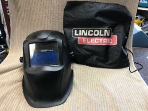 Lincoln Electric Viking 1840 Series Welding Helmet Good Condition Ships Free