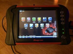 Snap On Verus Wireless Eems325 Scanner Kit Complete Bundle With 16 2 Software