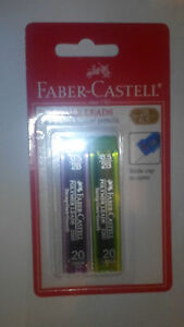 Mechanical Pencil Refills Faber castell Lead 0 5mm 2b 40 Leads