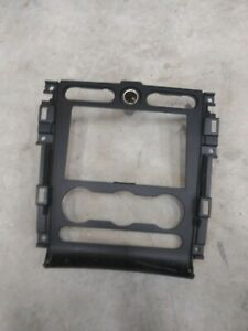 05 09 Ford Mustang Center Dash Radio Climate Control Panel Bezel Oem