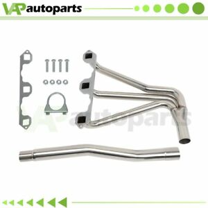For Mg Mgb 1974 1980 1 8l 4 Cyclinder Engine Racing Stainless Exhaust Header