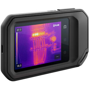 Flir C5 Compact Thermal Camera With Wi fi 89401 0202