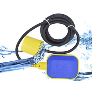 Float Switch Water Liquid Level Snesor Sump Fluid Tank No nc Controller 2m Cable
