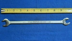 Proto Professional 1 2 9 16 Tappet Wrench 3426 Usa
