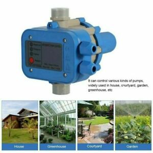 Automatic Electronic Switch Control Water Pump Pressure Controller 110v Us